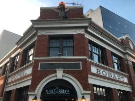 Rope Work-Hobart CBD